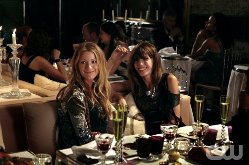 Dining In Paris Gossip Girl Style
