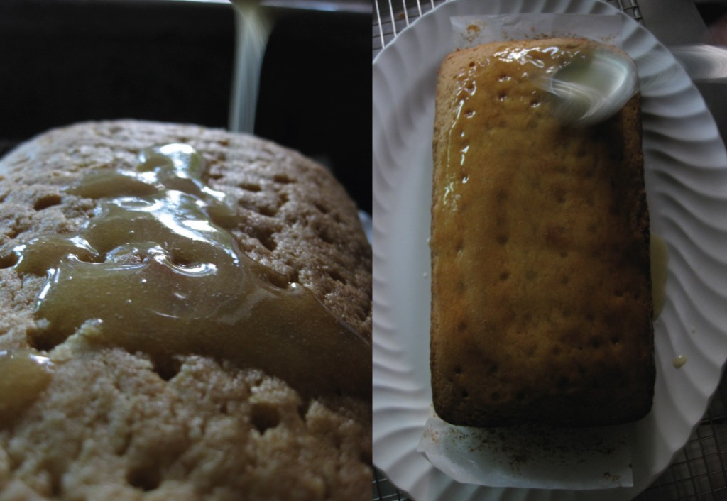 Cake With Fruit Pulp : Passion Fruit Pound Cake