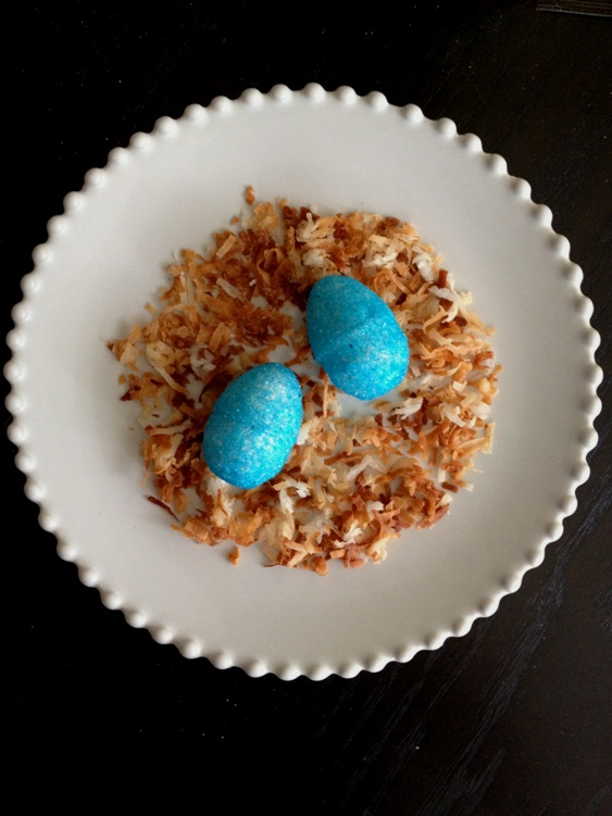 Bouchon Bakery Marshmallow Eggs Recipe — Dishmaps