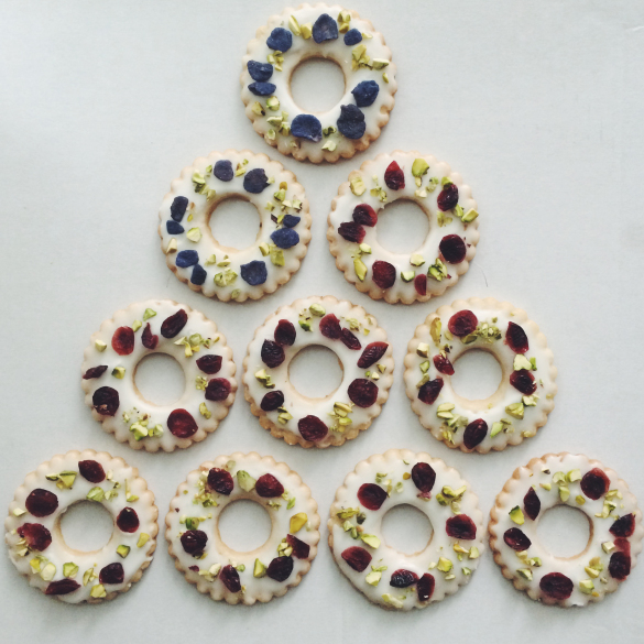 wreath-cookies